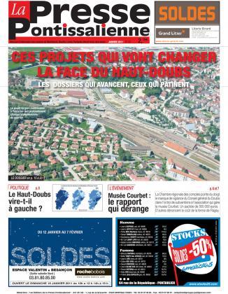 Couverture La presse pontissalienne n°135