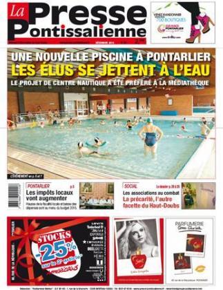 Couverture La presse pontissalienne n°182