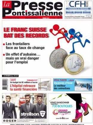 Couverture La presse pontissalienne n°184