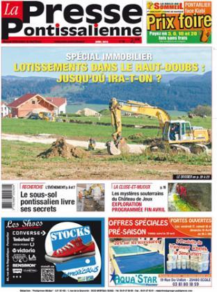 Couverture La presse pontissalienne n°186