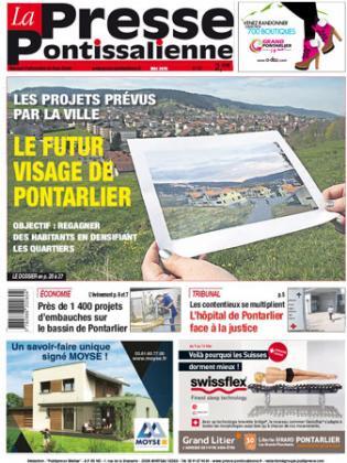 Couverture La presse pontissalienne n°187
