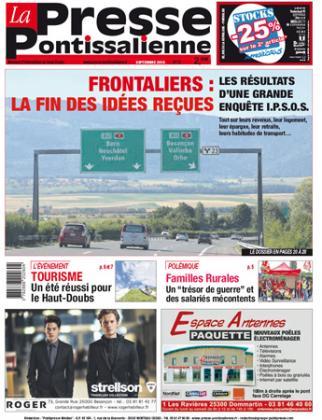 Couverture La presse pontissalienne n°191