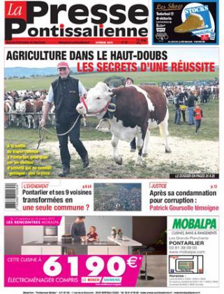 Couverture La presse pontissalienne n°192