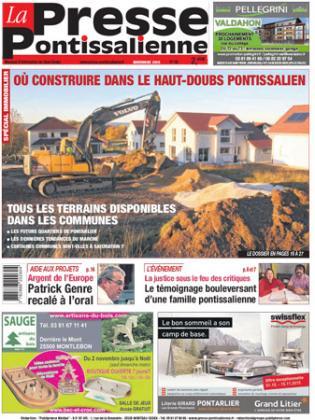 Couverture La presse pontissalienne n°193