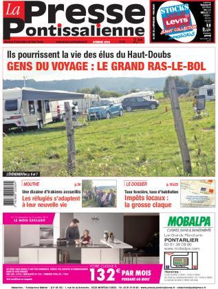 Couverture La Presse Pontissalienne n°204