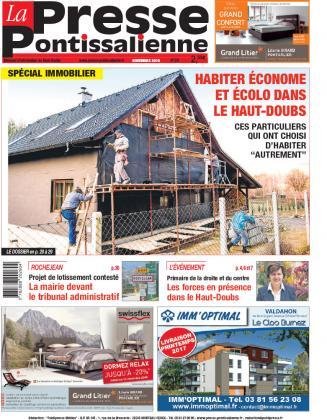 Couverture La Presse Pontissalienne n°205