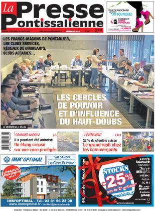 Couverture La Presse Pontissalienne n°206