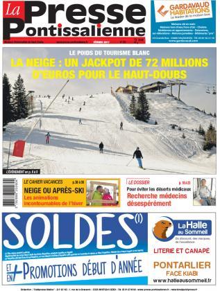 Couverture La Presse Pontissalienne n°208
