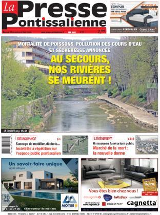 Couverture La Presse Pontissalienne n°211