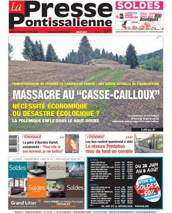 Couverture La Presse Pontissalienne n°213