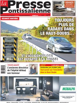 Couverture La Presse Pontissalienne n°216