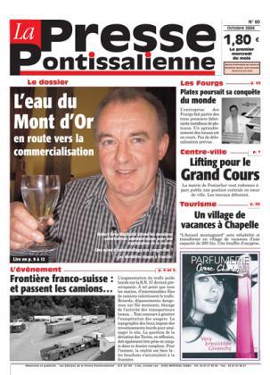Couverture La presse pontissalienne n°60
