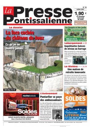 Couverture La presse pontissalienne n°93